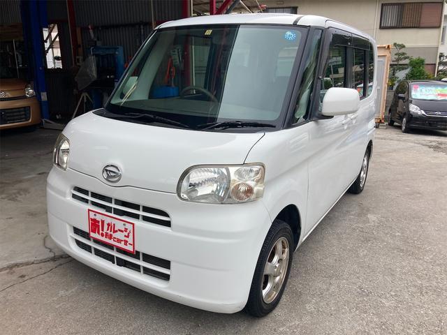 沖縄県の中古車ならタント Xスペシャル 2年保証