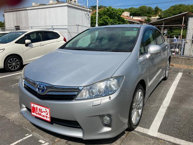 沖縄県の中古車ならSAI G 本土車両 2年保証 Pスタート