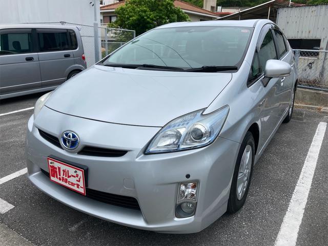 沖縄県の中古車ならプリウス S ETC 本土車両