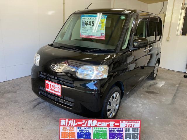 沖縄の中古車 ダイハツ タント 車両価格 40万円 リ済込 2012(平成24)年 7.8万km ブラック