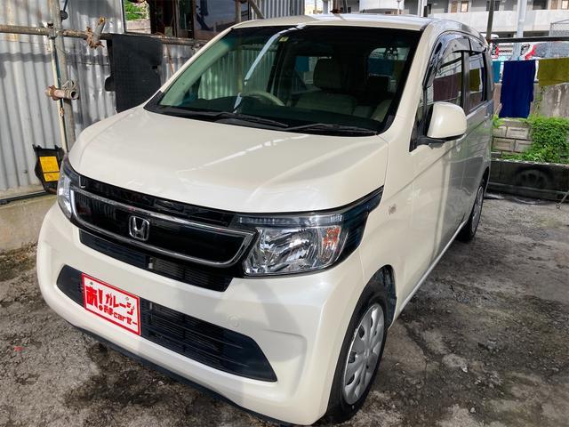 沖縄県の中古車ならN-WGN C 本土車輌 キーレス 2年保証 ドラレコ付き