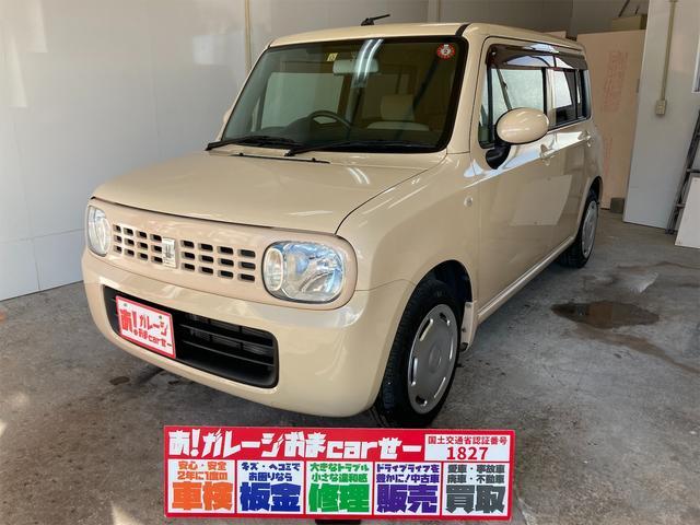 沖縄の中古車 スズキ アルトラパン 車両価格 35万円 リ済込 2011(平成23)年 8.1万km ライトイエロー