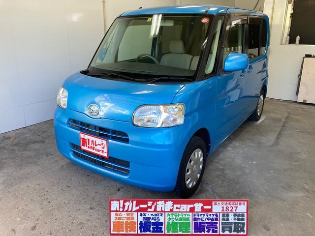 沖縄県の中古車ならタント X 本土車両 スマートキー スライドドア 防犯システム