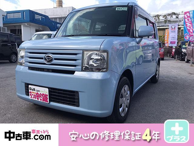 沖縄県の中古車ならムーヴコンテ X 1年保証付(2年更新可能♪)ワンセグ&BT♪タイヤ山8分