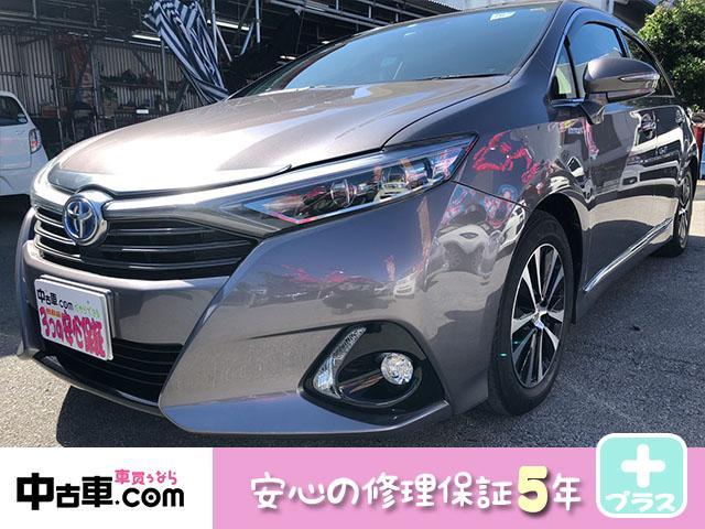 トヨタ G 5年保証付(HVバッテリー含む♪) 音楽も聴けるフルセグBT 安心のドラレコ付 タイヤ4本新品♪