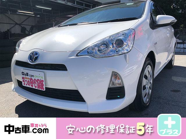 トヨタ G 5年保証付(HVバッテリー含む♪) 音楽も聴けるフルセグBT付 安心のバックカメラ付 プッシュスタート