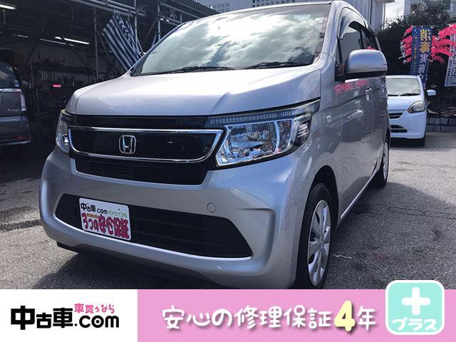 沖縄の中古車 ホンダ N-WGN 車両価格 50万円 リ済込 2015(平成27)年 12.0万km シルバー