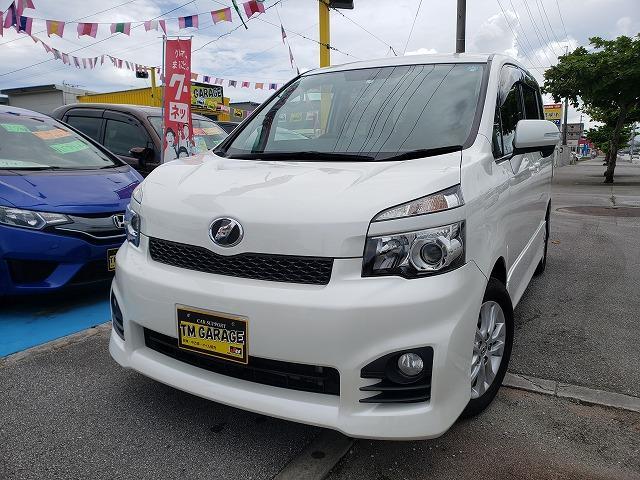 沖縄県うるま市の中古車ならヴォクシー ZS