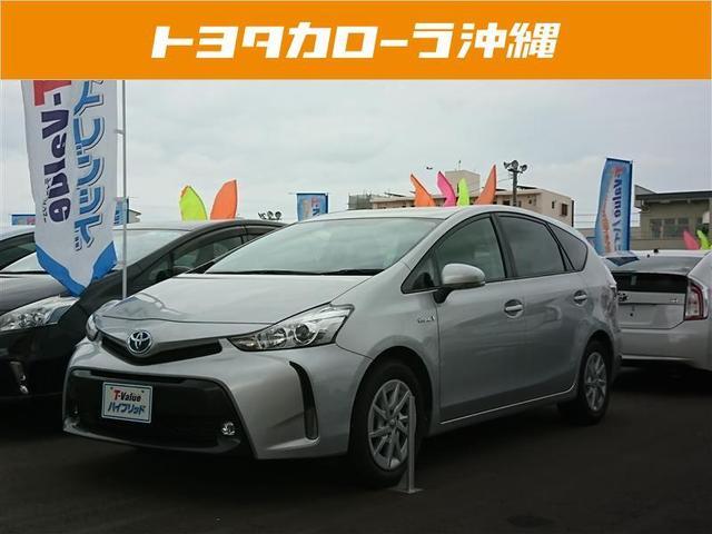 沖縄県糸満市の中古車ならプリウスアルファ S