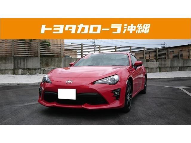 沖縄県の中古車なら86 GT