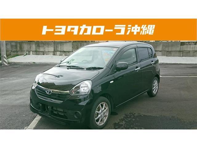 沖縄の中古車 トヨタ ピクシスエポック 車両価格 79万円 リ済別 平成27年 4.1万km ブラック