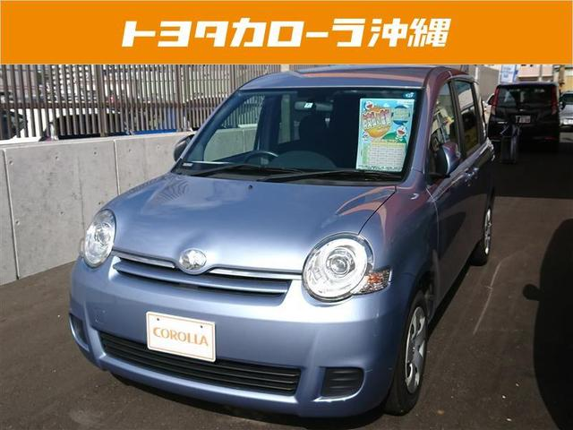 沖縄の中古車 トヨタ シエンタ 車両価格 124万円 リ済別 平成27年 4.2万km ブルー