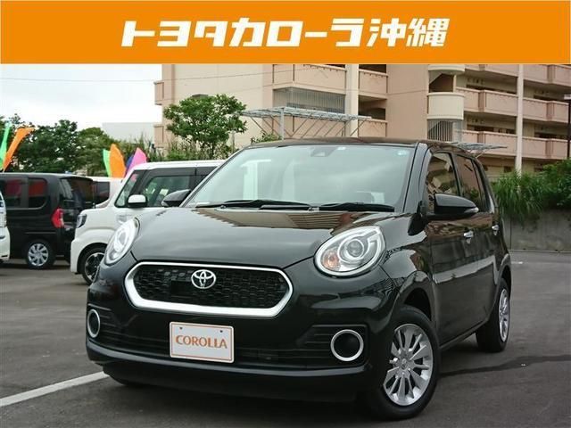 沖縄県の中古車ならパッソ モーダ S