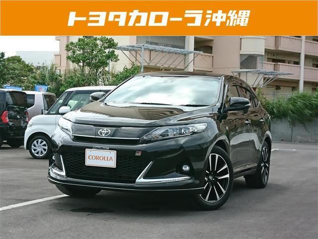 沖縄県の中古車ならハリアー エレガンス GRスポーツ