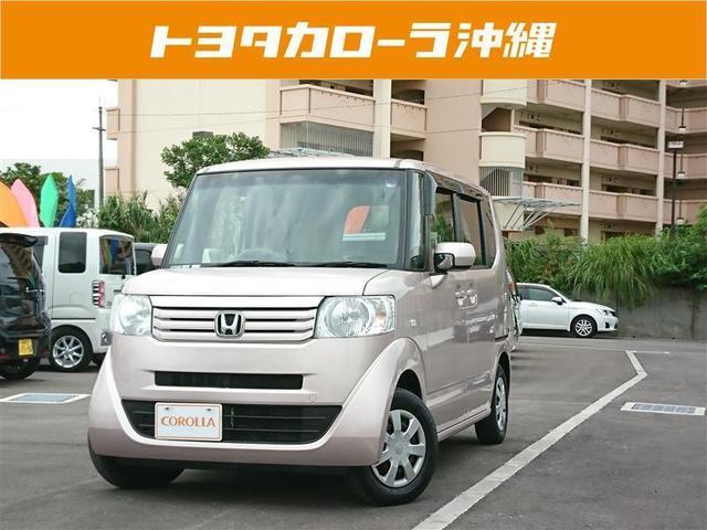 沖縄の中古車 ホンダ N-BOX 車両価格 68万円 リ済別 2012(平成24)年 6.1万km ピンク