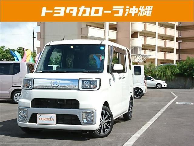沖縄県の中古車ならウェイク X ファインセレクションSA
