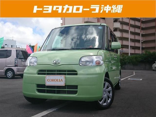 沖縄の中古車 ダイハツ タント 車両価格 68万円 リ済別 2013(平成25)年 3.4万km グリーン