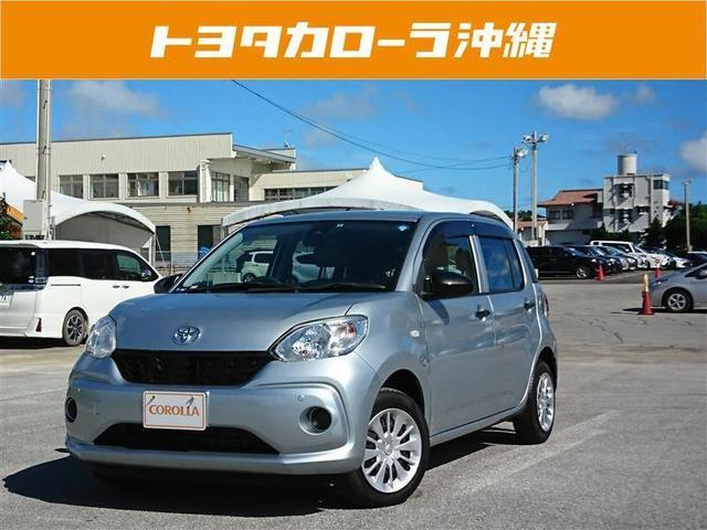 沖縄の中古車 トヨタ パッソ 車両価格 75万円 リ済別 2016(平成28)年 1.6万km シルバー