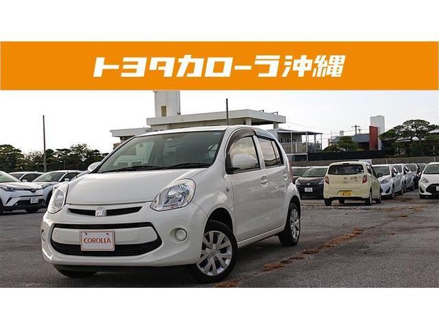 沖縄の中古車 トヨタ パッソ 車両価格 60万円 リ済別 2014(平成26)年 6.2万km ホワイト