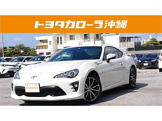 沖縄県糸満市の中古車なら86 GT