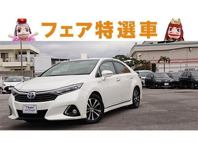 沖縄の中古車 トヨタ SAI 車両価格 219万円 リ済別 2014(平成26)年 4.8万km パールマイカ