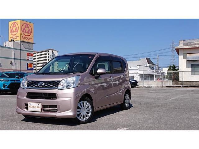 沖縄の中古車 ダイハツ ムーヴ 車両価格 101万円 リ済別 2015(平成27)年 2.9万km ピンク