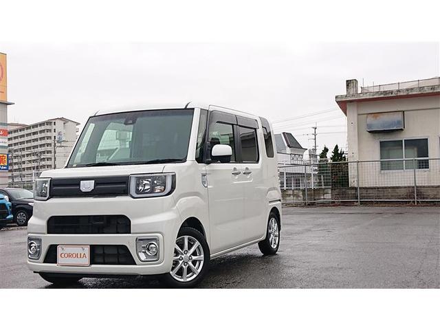 沖縄県糸満市の中古車ならウェイク L SAII