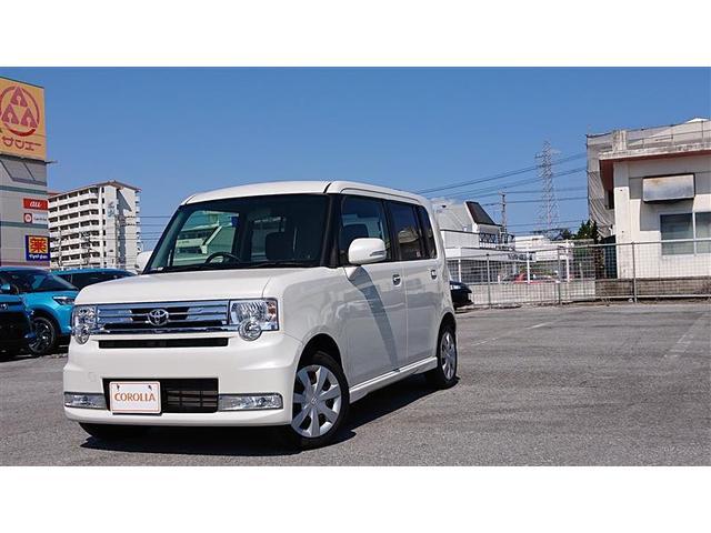 沖縄の中古車 トヨタ ピクシススペース 車両価格 94万円 リ済別 2015(平成27)年 5.0万km ホワイト