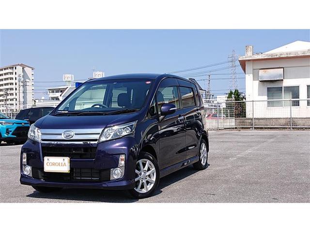 沖縄の中古車 ダイハツ ムーヴ 車両価格 102万円 リ済別 2014(平成26)年 1.3万km パープル