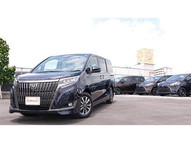 沖縄県糸満市の中古車ならエスクァイア Gi ブラックテーラード