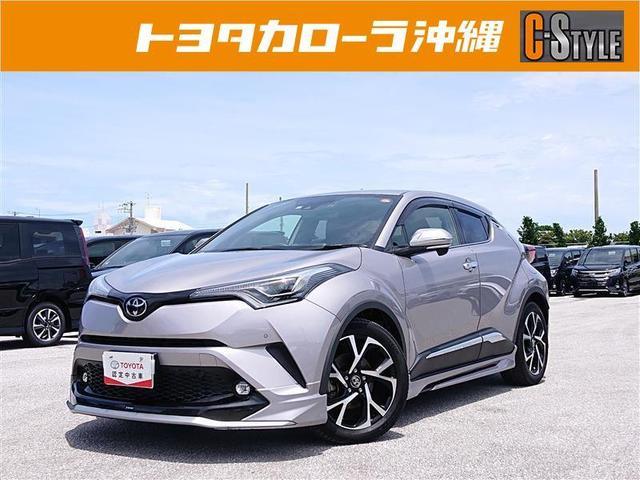 C-HR(沖縄 中古車) 色:グレー 価格:223万円 年式:2019年 走行距離:1.4万km