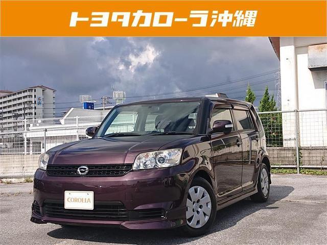 沖縄の中古車 トヨタ カローラルミオン 車両価格 99万円 リ済別 2013(平成25)年 6.6万km ムラサキ