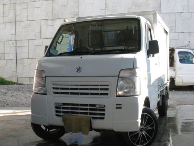 スズキ ベースグレード 保冷コンテナ 4WD
