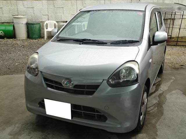 沖縄県の中古車ならミライース L ナビ Bluetooth付 ETC