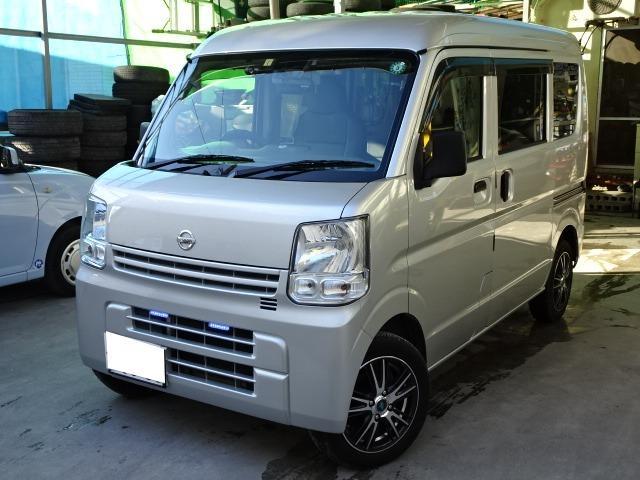 沖縄県中頭郡北谷町の中古車ならNV100クリッパーバン  DX ナビ ドライブレコーダー