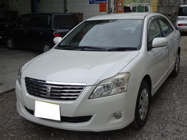 沖縄県の中古車ならプレミオ 2.0G