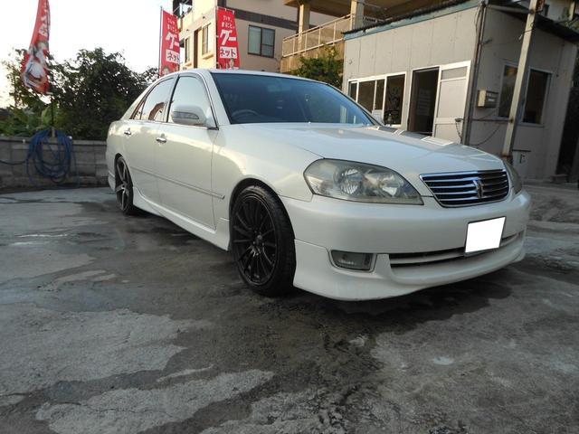 沖縄県の中古車ならマークII iR-V