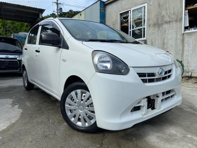 沖縄県の中古車ならミライース D ディーラー車 アイドリングストップ ETC CVT