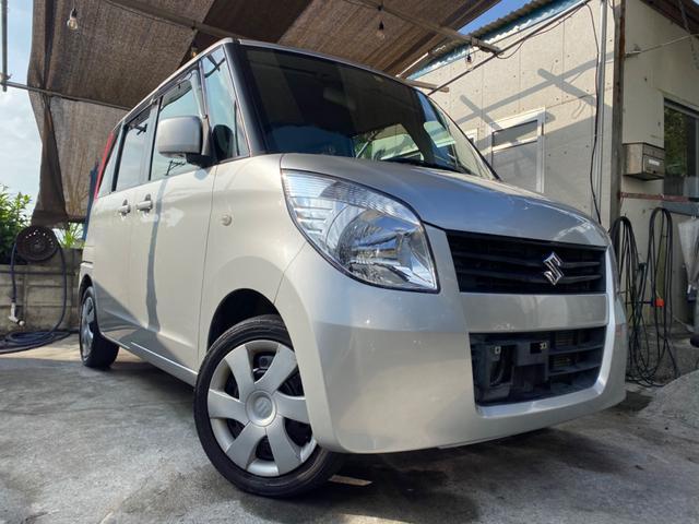 沖縄県の中古車ならパレット X 2年保証対象 Pスタート パワースライド ディーラー車 タイヤ4本新品