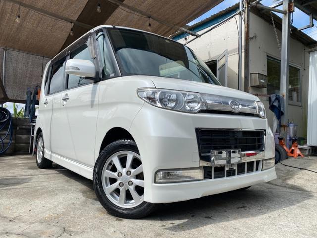 沖縄県の中古車ならタント Xリミテッド 2年保証対象 パワースライドドア スマートキー