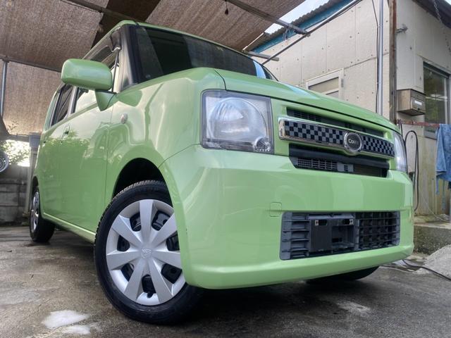 沖縄県中頭郡西原町の中古車ならムーヴコンテ L 2年保証対象 アイドリングストップ タイヤ4本新品 ディーラー車 後期型