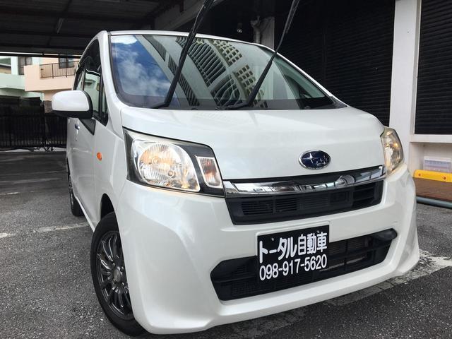 沖縄県の中古車ならステラ L SA フルセグTV ナビ Bluetooth 本土無事故