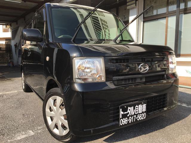 沖縄県の中古車ならムーヴコンテ X フルセグTV ナビ 本土無事故