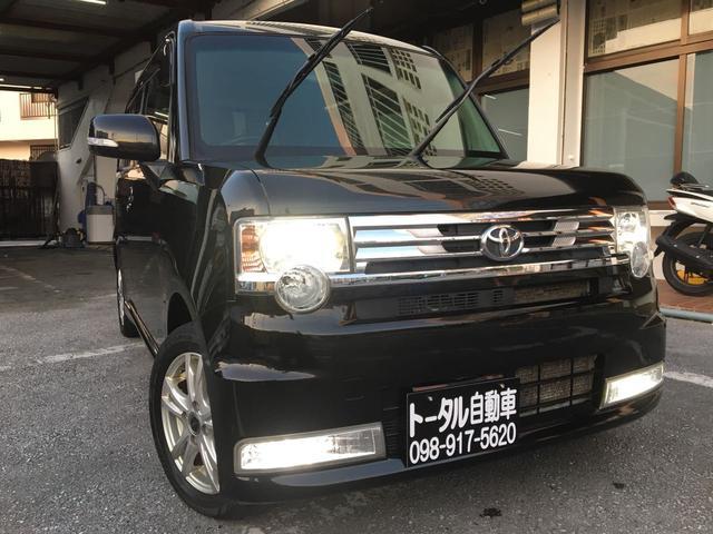 沖縄県の中古車ならピクシススペース カスタム X HDDナビ フルセグTV 本土無事故