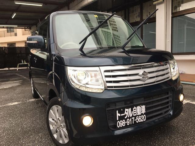 沖縄県の中古車ならMRワゴンWit XS バックカメラ スマートキー  本土無事故