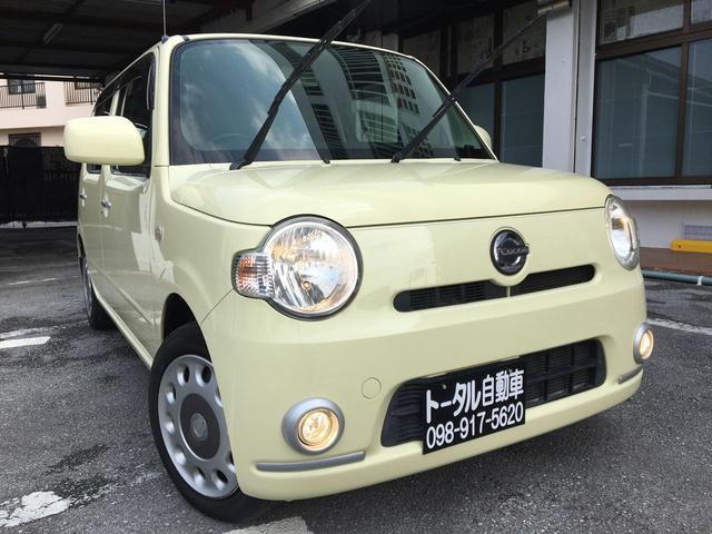 沖縄県の中古車ならミラココア ココアX ナビ TV 本土無事故