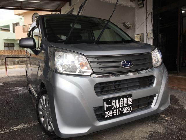 沖縄県の中古車ならステラ L 本土無事故
