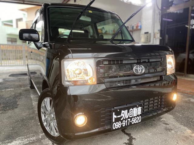 トヨタ G 社外アルミ 革巻きステアリング 本土無事故