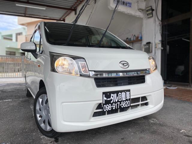 沖縄県の中古車ならムーヴ L ワンオーナー 本土無事故