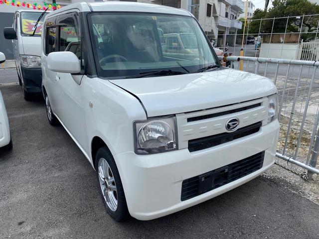 沖縄県の中古車ならムーヴコンテ X 本土無事故